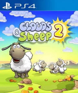 Clouds & Sheep 2 PS4 PSN Mídia Digital