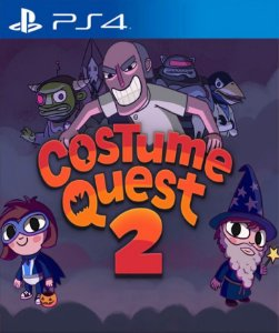 Costume Quest 2 PS4 PSN Mídia Digital