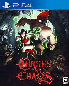 Curses 'N Chaos PS4 PSN Mídia Digital
