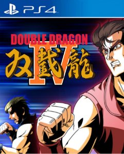 Double Dragon IV PS4 PSN Mídia Digital