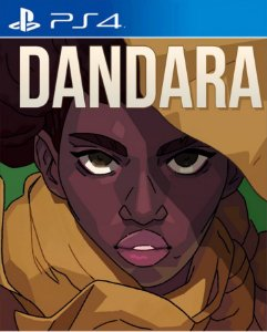 Dandara PS4 PSN Mídia Digital