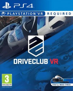 DRIVECLUB VR  PS4 PSN Mídia Digital