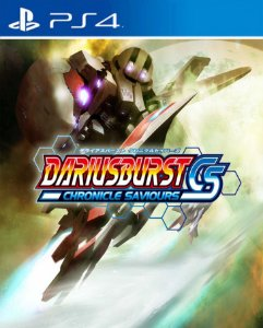 DARIUSBURST Chronicle Saviours PS4 PSN Mídia Digital