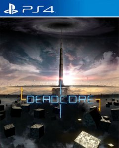 Deadcore PS4 PSN Mídia Digital