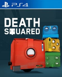 Death Squared  PS4 PSN Mídia Digital