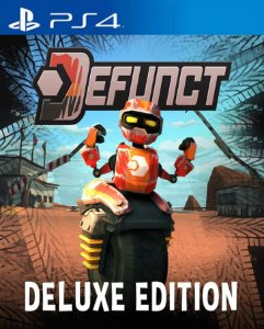 Defunct Deluxe Edition PS4 PSN Mídia Digital