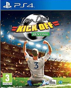 Dino Dini's Kick Off Revival PS4 PSN Mídia Digital