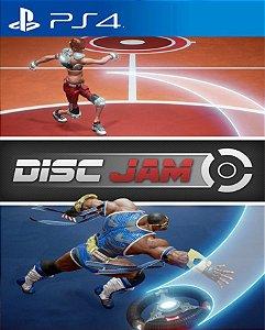Disc Jam PS4 PSN Mídia Digital