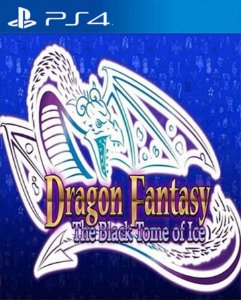 Dragon Fantasy: The Black Tome of Ice PS4 PSN Mídia Digital