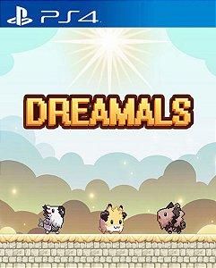 Dreamals  PS4 PSN Mídia Digital