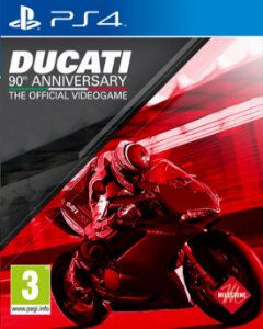 DUCATI - 90th Anniversary PS4 PSN Mídia Digital