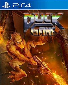 Duck Game PS4 PSN Mídia Digital