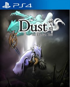 Dust: An Elysian Tail PS4 PSN Mídia Digital