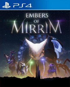Embers of Mirrim PS4 PSN Mídia Digital
