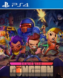 Enter the Gungeon PS4 PSN Mídia Digital
