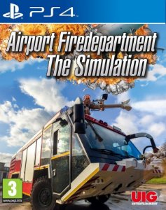 Firefighters: Airport Fire Department PS4 PSN Mídia Digital