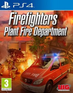Firefighters: Plant Fire Department PS4 PSN Mídia Digital