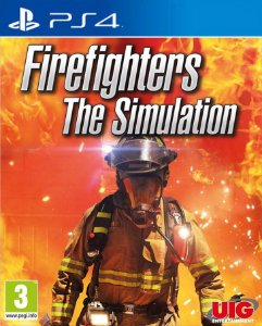 Firefighters – The Simulation PS4 PSN Mídia Digital