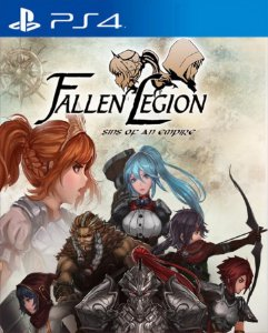 Fallen Legion  PS4 PSN Mídia Digital