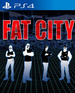 Fat City PS4 PSN Mídia Digital