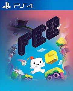 FEZ PS4 PSN Mídia Digital