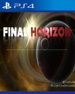 Final Horizon PS4 PSN Mídia Digital