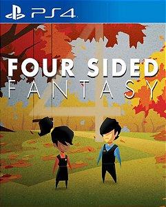 Four Sided Fantasy  PS4  PSN Mídia Digital