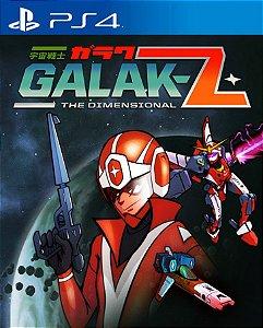 GALAK-Z  PS4  PSN Mídia Digital