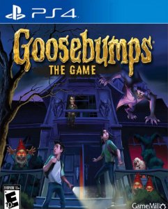 Goosebumps: The Game PS4  PSN Mídia Digital