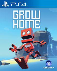 Grow Home PS4  PSN Mídia Digital