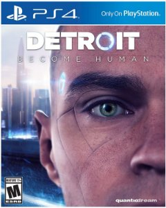 Detroit : Become Human PS4 PSN Mídia Digital