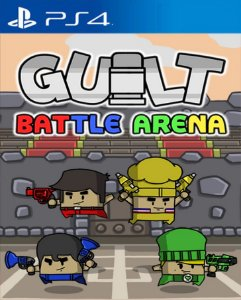 Guilt Battle Arena PS4 PSN Mídia Digital