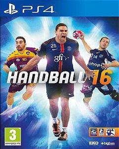 Handball 16 PS4 PSN Mídia Digital