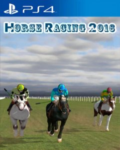 Horse Racing 2016  PS4 PSN Mídia Digital
