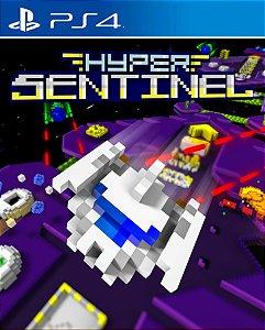 Hyper Sentinel PS4 PSN Mídia Digital