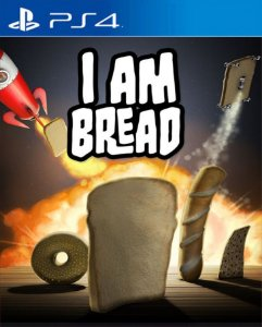 I am Bread PS4 PSN Mídia Digital