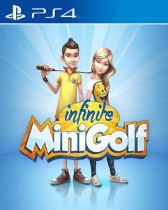Infinite Minigolf VR PS4 PSN Mídia Digital