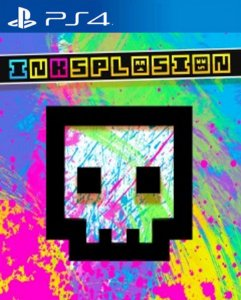 InkSplosion PS4 PSN Mídia Digital