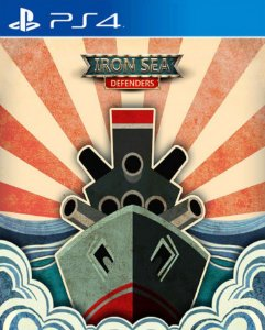 Iron Sea Defenders PS4 PSN Mídia Digital