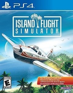Island Flight Simulator PS4 PSN Mídia Digital