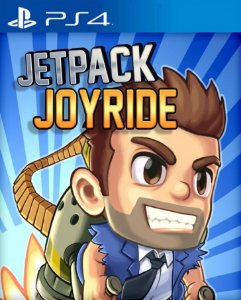 Jetpack Joyride  PS4 PSN Mídia Digital