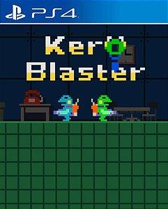 Kero Blaster PS4 PSN Mídia Digital