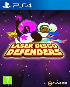 LASER DISCO DEFENDERS PS4 PSN Mídia Digital