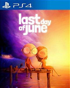 Last Day of June PS4 PSN Mídia Digital