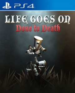 Life Goes On: Done to Death PS4 PSN Mídia Digital