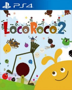 LocoRoco 2 Remastered PS4 PSN Mídia Digital