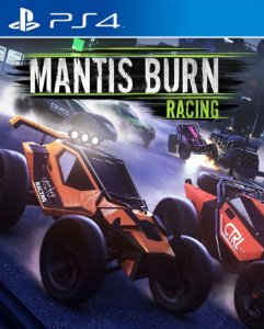 Mantis Burn Racing  PS4 PSN Mídia Digital