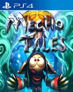 Mecho Tales PS4 PSN Mídia Digital