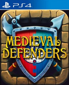 Medieval Defenders PS4 PSN Mídia Digital