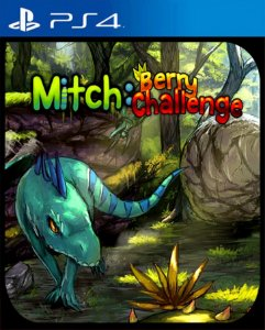 Mitch: Berry Challenge PS4 PSN Mídia Digital